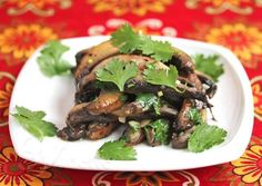 Marinated Portobello Mushroom Salad Recipe (Power Foods) - Jeanette's Healthy Living