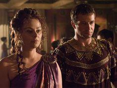 The Return of Rome: Atia & Mark Anthony