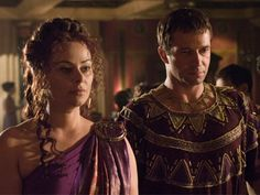The Return of Rome: Atia & Mark Anthony