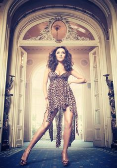 Andra Maruta Romanian great singer (idol)