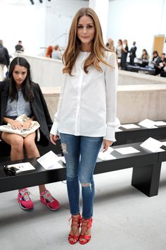 Veronique Leroy : Front Row - Paris Fashion Week Womenswear  Spring/Summer 2014