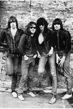 RAMONES  poster by SYNDICATE69 on Etsy
