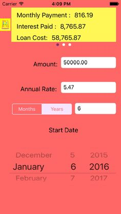 Interest Earned or Interest Paid — There lies the difference for MyInterest 7 iOS app — Medium