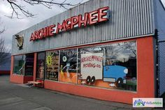 Archie McPhees store.  Seattle, Washington.  (2005)