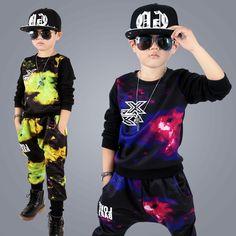 31.65$  Buy now - https://alitems.com/g/1e8d114494b01f4c715516525dc3e8/?i=5&ulp=https%3A%2F%2Fwww.aliexpress.com%2Fitem%2FGood-Quality-Children-Fashion-Sportwear-4-13Years-Old-Kids-Active-Sweatshirt-Pant-South-Korea-Style-Boys%2F32774056649.html - Good Quality Children Fashion Sportwear 4-13Years Old Kids Active Sweatshirt+Pant South Korea Style Boys Sets Printing Hoody Set