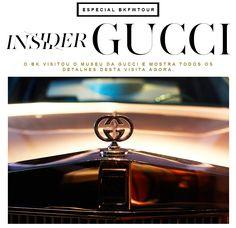 Hi, Buddies, Na minha recente visita à Florença, na Itália, recebi um convite muito especial, conhecer uma das grandes atrações da cidade, o Gucci Museo. Instalado no Palazzo della Mercanzia,
