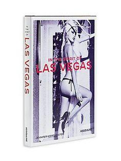 Assouline In The Spirit of Las Vegas Book - No Color