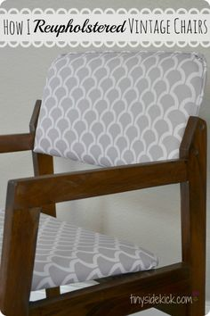 Poofy Cheeks How To Reupholster Chair Seats  For The Home Custom How To Reupholster Dining Room Chairs With Piping Decorating Inspiration
