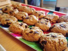 (Vegan) Pumpkin Chocolate Chip Cookies | The Pumpkin Patch