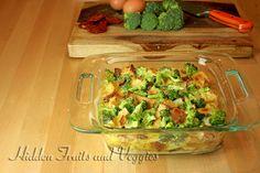 Broccoli and Sun-dried Tomato Strata