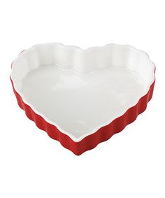 Take a look at this Sweetheart Crème Brulee Dish on zulily today!