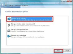 How to Set Up a Home Wireless Network on Windows 7, Windows Vista, or Windows XP