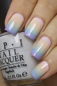 Absolutely gorgeous nail art!