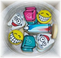 Cookies for the Dentist Office