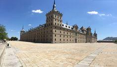 El Escorial. Madrid.