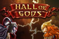 Do you love the #NordicGods like #Thor, Idun and #Odin? If yes, you should play #HallsOfGods slot machine game  It is created by #NetEntertainment as a multifunctional progressive jackpot slots with 5 reels, 20 pay lines and plenty #exciting features.