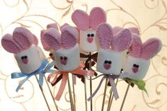 DIY: easter bunnies