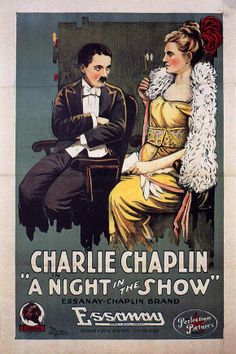 Charlie Chaplin - A Night In The Show..  ....1915