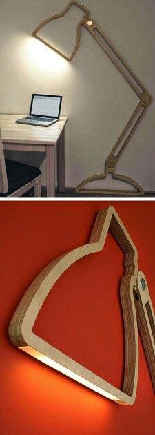 lampara para dormitorio empotrada en la pared