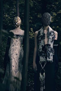 'The HC'S Vagaries' by Paolo Roversi for Vogue Italia September 2013