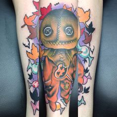 Either way, if you are someone who can identify and can appreciate both fine ink and the glory of Halloween then feast your eyes upon these beautiful Halloween inspired tattoos.