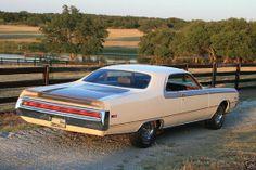 1970 Chrysler 300 Hurst Coupe