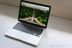 Macbook Pro with Force Touch