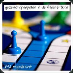 Spelletjesmiddag: gezelschapsspelletjes in de kleuterklas - jufBianca.nl - ouderhulp