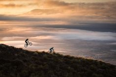"thebicycletree: "" From the tangled sheep paths of the tussock grasslands to purpose-built trails snaking through the sharp mountain peaks, New Zealand 's varied topography makes for an awe-inspiring mountain bike playground. We traveled throughout..."