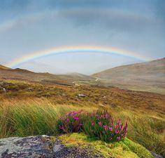 A Fleeting Rainbow  Landscapes photo by frank_delargy http://rarme.com/?F9gZi