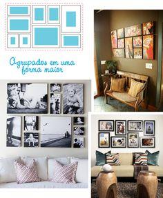 Como decorar tus paredes: dentro de una forma mayor