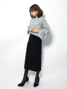 70 Super Ideas For Style School Autumn Short Girl Fashion, 60 Fashion, School Fashion, Minimal Fashion, Modest Fashion, Fashion Pants, Fashion Outfits, Womens Fashion, Korean Fashion Work