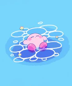 Kawaii Wallpaper, Cartoon Wallpaper, Animes Wallpapers, Cute Wallpapers, Chibi, Kirby Memes, Kirby Character, Kawaii Drawings, Kawaii Art