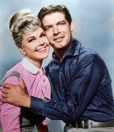 Doris Day and Stephen Boyd
