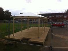 #outsideclassroom nears completion.