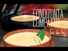 Come fare il mio *Fondotinta Compatto* Coprente e Mat fai da te! Diy Compact foundation - YouTube