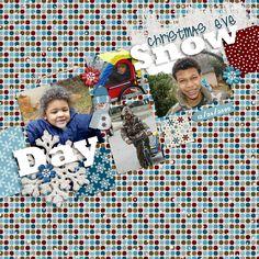 Family Album 2009: Christmas Eve Snow Day