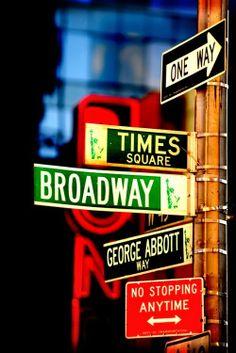 Broadway Signals.