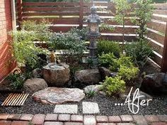 Image result for private garden ideas