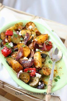 Briami - gulasz warzywny po grecku