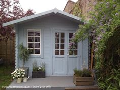Bluebelle is an entrant for Shed of the year 2014 via @readersheds  #shedoftheyear