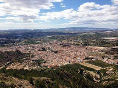 Vista de Alhama de Murcia. Foto: Irene Caja