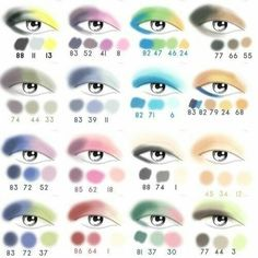 Eye Makeup Tips.Smokey Eye Makeup Tips - For a Catchy and Impressive Look Makeup Set, Love Makeup, Skin Makeup, Makeup Tips, Makeup Ideas, Makeup Tutorials, Makeup Products, Queen Makeup, Beauty Products