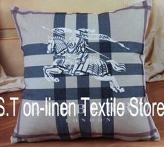 Hot new home coussin imprimé taie d'oreiller couverture célèbre logo de voiture canapé lit chambre décembre ornement créative gros dans Coussin de Maison & Jardin sur AliExpress.com | Alibaba Group