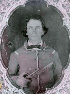 Bvt. 2nd Lt. William Thomas Ussery, Company F & Company C, 10th Arkansas Infantry CS.