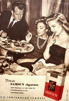 Smoke instead of a dessert. Vintage Cigarette Ads, Vintage Ads, Old Advertisements, Advertising, Blonde Jokes, Logo Desing, Sun Logo, Old Commercials, 90s Nostalgia