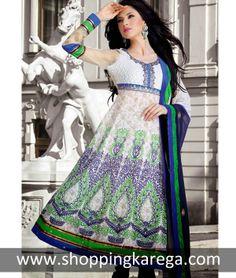 Pakistani Salwar Kameez by shoppingkarega.com