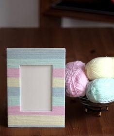 yarn frame
