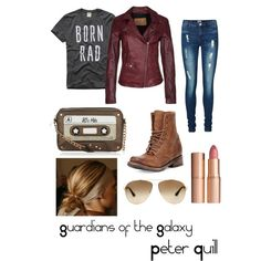 Guardians of the Galaxy: Peter Quill Inspired Outfit