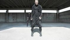dystopian / post apocalypse clothing
